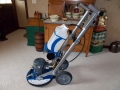 Carpet Cleaning - Powered Cleaner